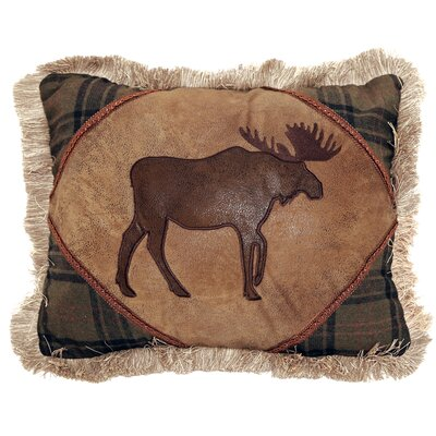 Lecompte Moose Lumbar Pillow