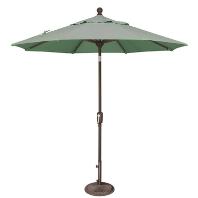 7.5 Catalina Market Umbrella Fabric: Sunbrella / Spa