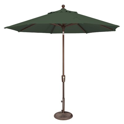 SimplyShade Catalina Patio Umbrella in Forest Green SSUM92-0900-A5446