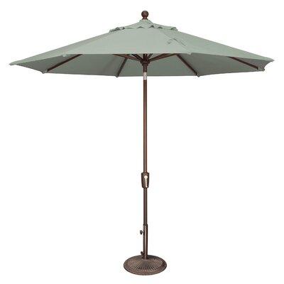 9 Catalina Market Umbrella Fabric: Sunbrella / Spa