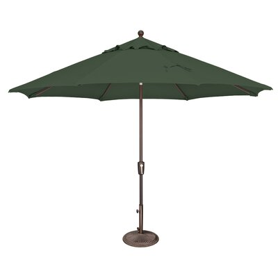 SimplyShade Catalina Patio Umbrella in Forest Green SSUM92-1100-A5446
