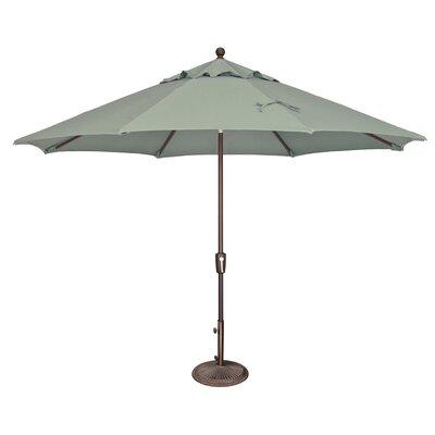 11 Catalina Market Umbrella Fabric: Sunbrella / Spa