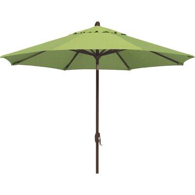 9 Lanai Market Umbrella Fabric: Sunbrella / Ginkgo