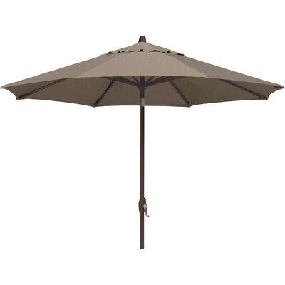 9 Lanai Market Umbrella Fabric: Solefin / Taupe