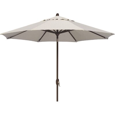 9 Lanai Market Umbrella Fabric: Sunbrella / Natural