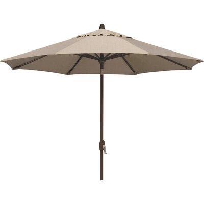 9 Lanai Market Umbrella Fabric: Solefin / Beige