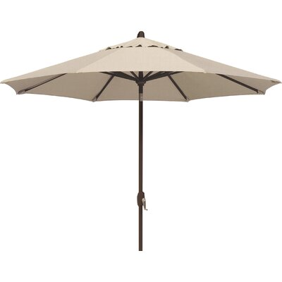 9 Lanai Market Umbrella Fabric: Sunbrella / Antique Beige