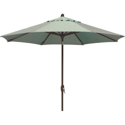 9 Lanai Market Umbrella Fabric: Sunbrella / Spa