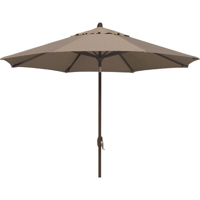 SimplyShade Lanai Patio Umbrella in Cocoa SSUM81-0900-A5425