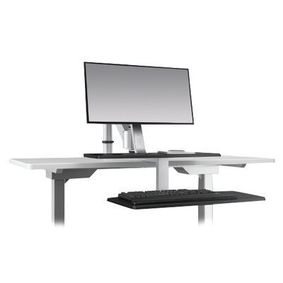 Technology Solutions 37 H x 27 W Standing Desk Conversion Unit