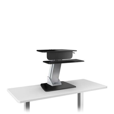 11 x 30.5 Desk Standing Desk Conversion Unit