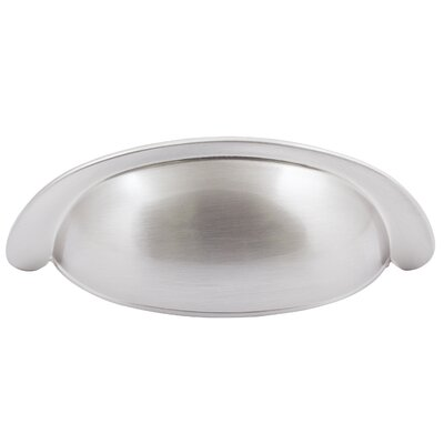 "Marblehead 3"" Center Cup Pull Finish: Satin Nickel 9055-15"