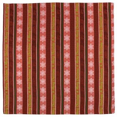 Merry Christmas Jacquard Tablecloth