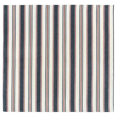 Commodore Cotton Striped Tablecloth 109940CMD