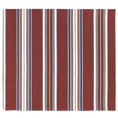 Flagship Cotton Striped Tablecloth 109941FLA