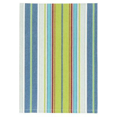 Striped Cotton Dishcloth