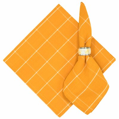 Barnesville Checkered Shaker Corn Napkin