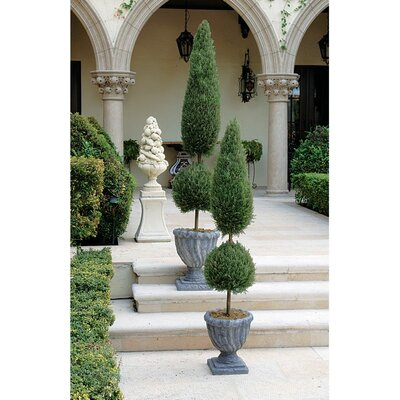 Landers Topiary Large Tree Urn