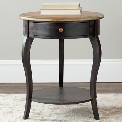 Barry Round End Table
