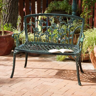 Heartly Garden Bench