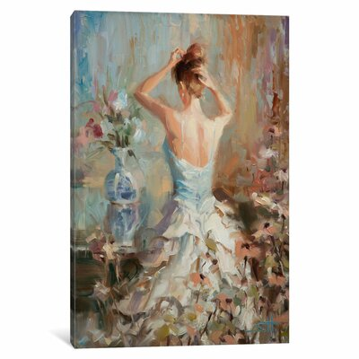 Figurative II by Steve Henderson Original Painting on Canvas