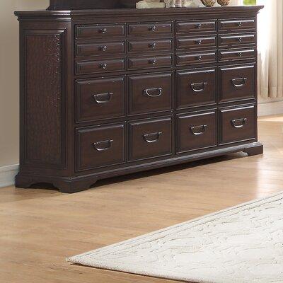 Slayden 20 Drawer Dresser