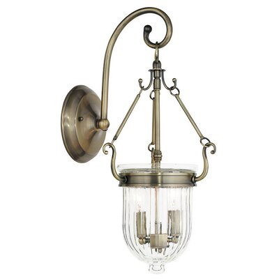 Bavis 2-Light Wall Sconce