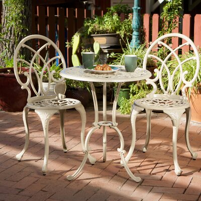 3-Piece Carolina Patio Bistro Set