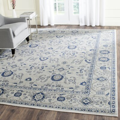 Salisbury Area Rug Rug Size: Rectangle 67 x 9