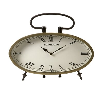 Oversized Table Clock