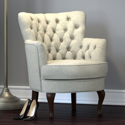 Ariel Tufted Arm Chair