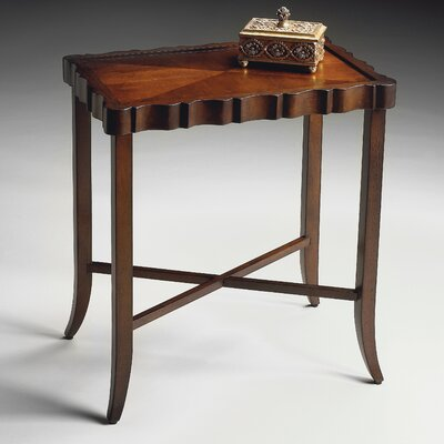 Dorcas End Table Finish: Plantation Cherry