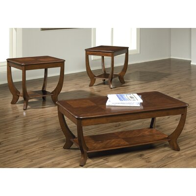 Lynette 3 Piece Coffee Table Set