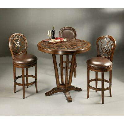 Balster Pub Table Set