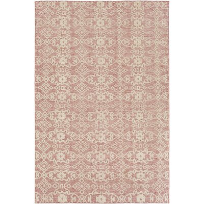 Eramana Light Pink Area Rug Rug Size: Rectangle 9 x 13