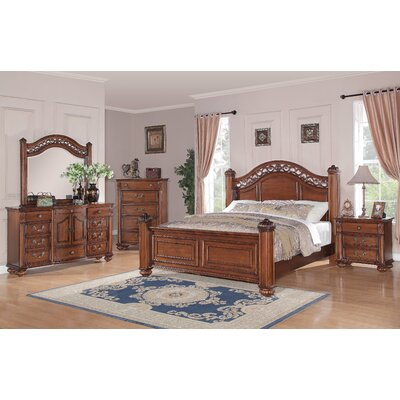 Millikin Panel Customizable Bedroom Set
