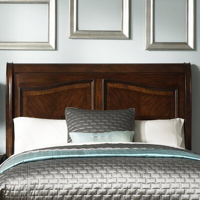 Abe Panel Headboard Size: King