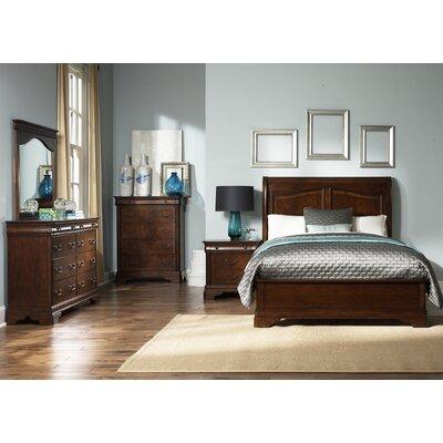 Abe Platform Customizable Bedroom Set