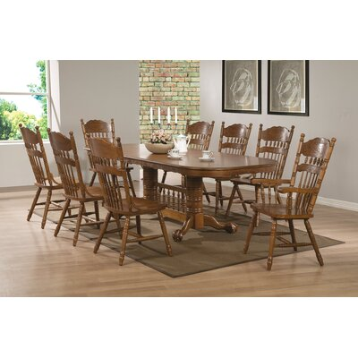 Clayburn 9 Piece Dining Set