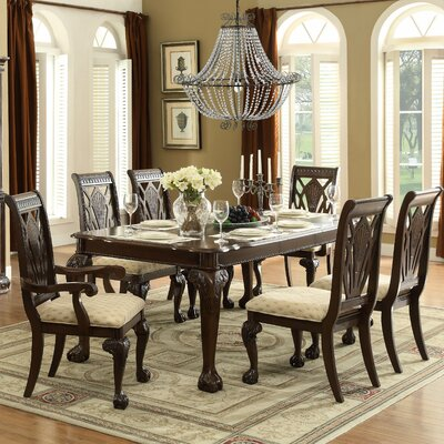 Christman Extendable Leg Dining Table