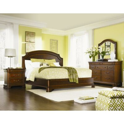 Edith Platform Configurable Bedroom Set