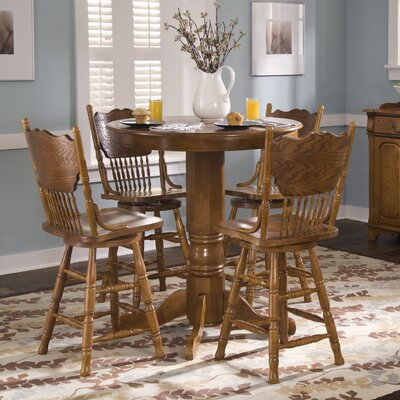 Acadian 6 Piece Counter Height Dining Set