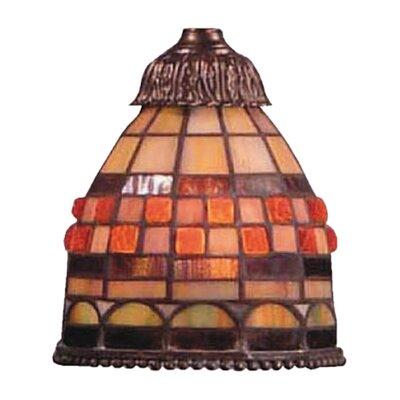 Antoinette 5.5 Glass Bell Ceiling Fan Fitter Shade