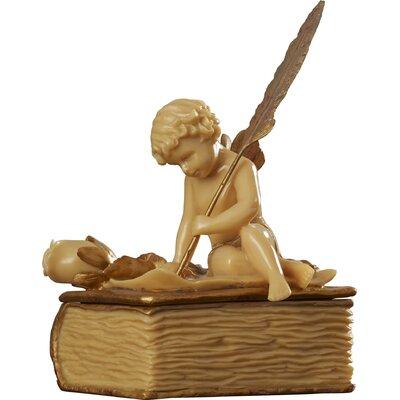Millhouse Love Letter Box Figurine