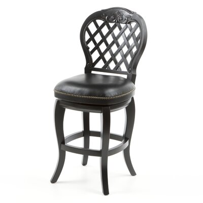 Lootens 26 Swivel Bar Stool