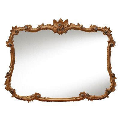 Buffet Mirror Finish: Baroque