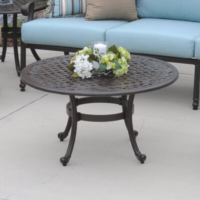 Almena Coffee Table Finish: Black