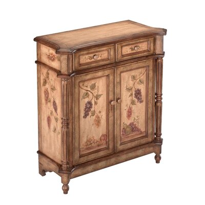 Chitwood 2 Drawer Accent Cabinet