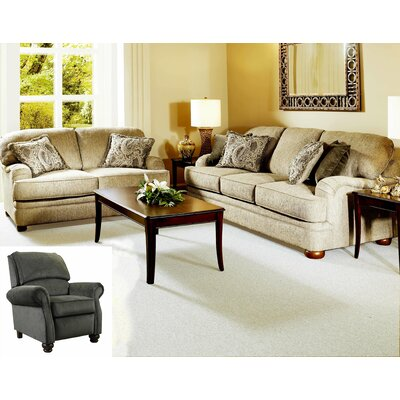 Cristina Configurable Living Room Set