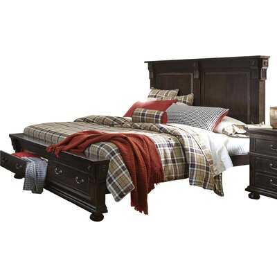 Bristol Woods Platform Bed